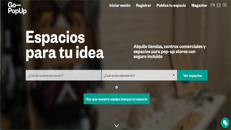 Pop Places, empresa española de alquiler de comercios por horas, se fusiona con la alemana Go-Popup